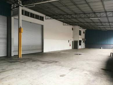 Permas Jaya Industrial Park