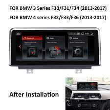 Bmw f30 f31 f32 f34 10.2 monitor android MAX