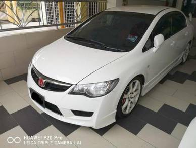 2010 Honda CIVIC 2.0 TYPE R (M)