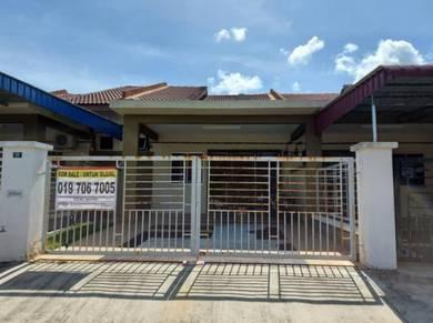 Impiana Casa, Fasa 7, Bandar Seri Impian - Single Storey Terrace House