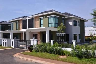 Semi-d luxury home avanti residence