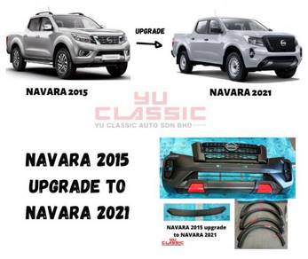 Nissan navara 2021 conversion kit