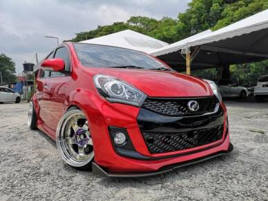 Perodua MYVI 1.5 SE FACELIFT (A) RARE UNIT SHOWCAR