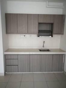 Seri Intan Apartment with Kitchen Cabinet, Setia Alam, Shah Alam