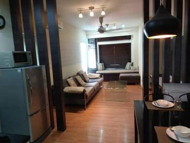 Parkview Service Apartment Condo Lorong Perak KLCC