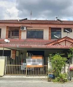 Double Storey House in Menglembu Taman Wang ( FOR SALE)