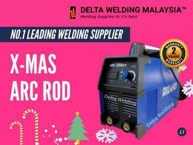 Delta riland digital arc (170amps) welding machine