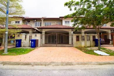 Teres Bukit Bandaraya Nature's View dan NICE Single Digit House No