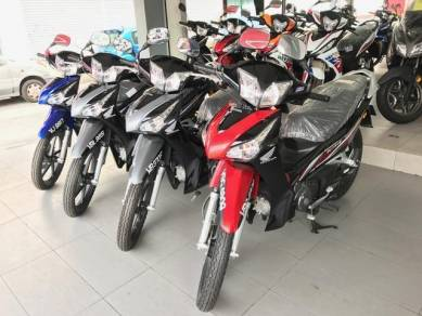 HONDA WAVE 125 Fi MCS/MCR (0 D/P) YEAR END SALES
