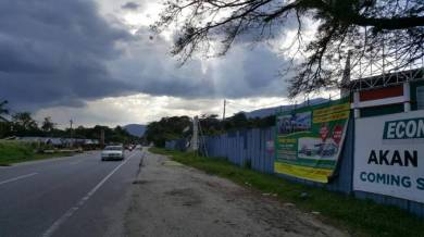 6.32 Acre Industrial Land in Chemor For Sale