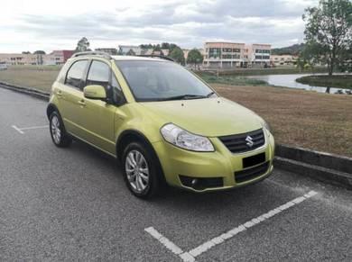 2012/2013 Suzuki SX4 1.6 (A) A+ CONDITION