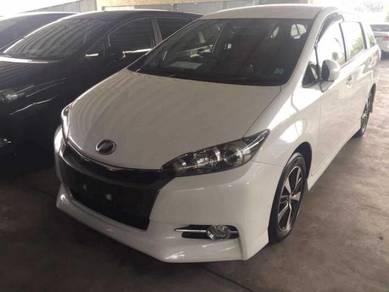 2014 Toyota Wish 1.8 (A) - Not 4 Wheel - Unreg