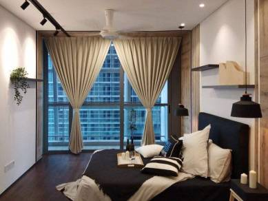 The Fennel Sentul East, 1237sft f/f High Floor Nice View For Rent