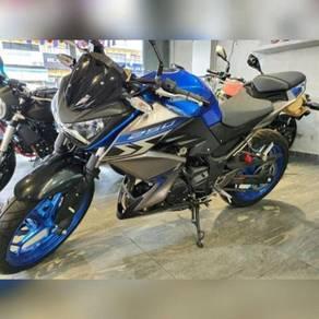Kawasaki Z250 Promotion FULL LOAN