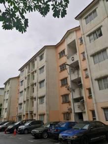 Flat Seri Setanggi For First House Buyer Full Loan 1mins Reach Sentosa