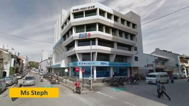 5 storey corner commercial with lift| high traffic| 15000sqf| for rent