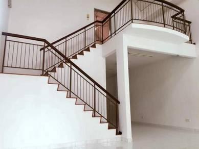 1.5 storey at pelangi indah gng good condition and high loan bv 500k