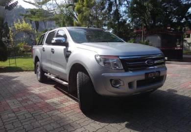 2015 (tahun dibuat) Ford Ranger 2.2 XLT (M)