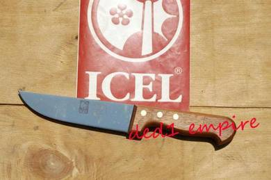 ICEL – pisau daging 14cm (hulu KAYU JATOBA)