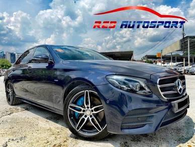 Y2018 Mercedes Benz E350E 2.0 AMG(A)F/SERVICE RE