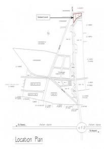Tawau, Jalan Tiku, Industrial Land