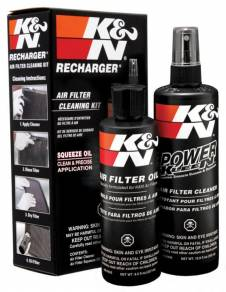 K&N Cleaner & Oil Kit - Original from USA K&N