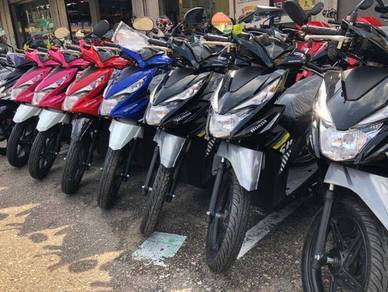 Honda Beat Special Promotion Limited Time