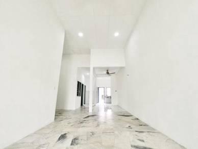 SINGLE STOREY TERRACE 20x80 Bandar Tasik Puteri Rawang BIG HOUSE BAGUS