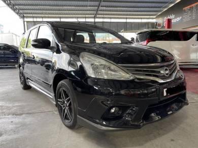 Nissan GRAND LIVINA 1.8 IMPUL MC FACELIFT (A)