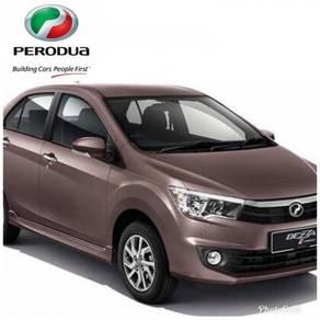 Perodua BEZZA 1.3 ADVANCE (A)100% RAYA BEST DEAL