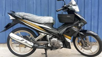 Yamaha LC135 V1 model Japan Low Mile 1pakcik pakai