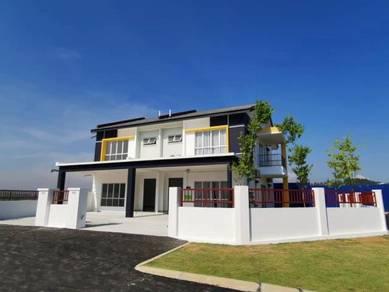 Rawang New Terrace House Project