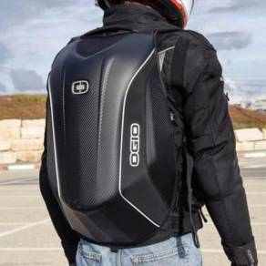 Backpack helmet waterproof rider motorsikal viral