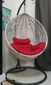 Promosi swing chair bulat-l