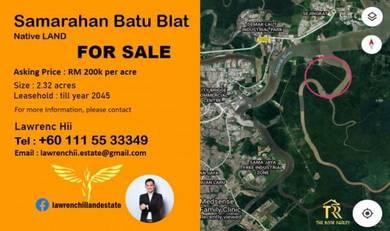 Samarahan Batu Blat Native Land For Sale ( LandEstate)