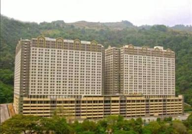 Flat / Apartment: Green Garden Paya Terubong Penang