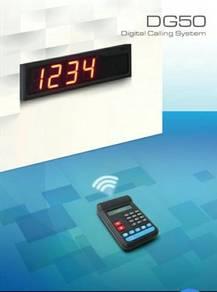 Hamini QMS - Digital Calling System DG50