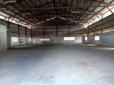 Kampung Baru Sungai Buloh Bungalow Factory with Office 6,000sqft