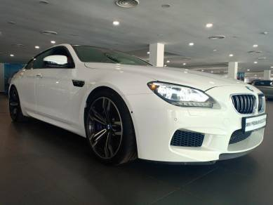 Used BMW M6 Gran Coupe for sale