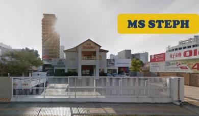 2 Storey Bungalow | Face Main Road | Jalan Anson | Commercial Bugalow
