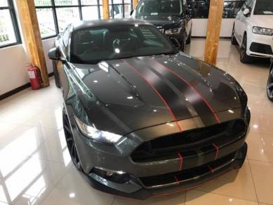 2016 Ford Mustang 5.0 GT EXTRA FEATURES RARE UNREG