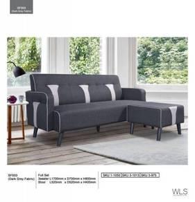 3 seater L shape fabric sofa (sf 003) 12/1
