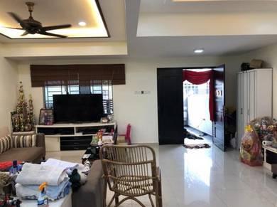 Single Storey Terrace At Sungai Ara Near Market