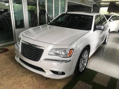 2012 Chrysler 300 3 0 Disel Limited High Spec
