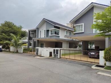 Banglo 2 Tingkat (with Tenant),Ukay Seraya,Ampang Selangor (For Sale)