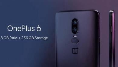 OnePlus 6 (8GB RAM | 256GB ROM)ORIGINAL-MYset