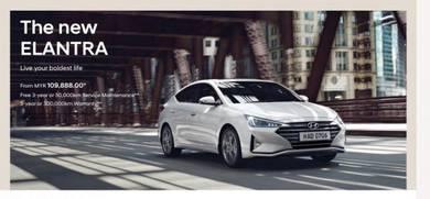 New Hyundai Elantra for sale