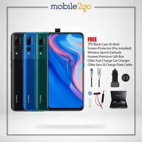 Huawei Y9 Prime [128GB ROM/4GB RAM] + FREE GIFT