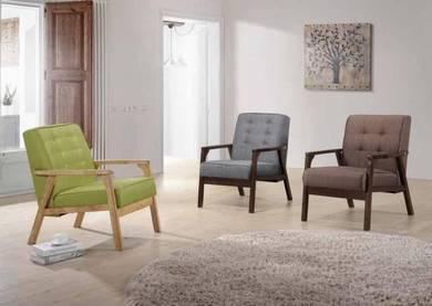 Fabric 3+2+1 sofa percuma coffe table
