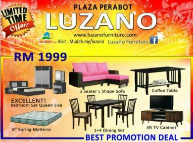 Home package set-(LUZANO-1) 12/1